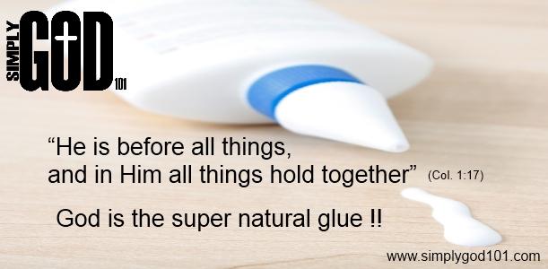 super natural glue