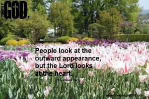 outward apperance