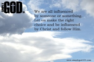Are You Influenced?