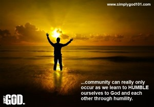 Humble Ourselves