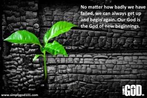 Always Have New Beginnings