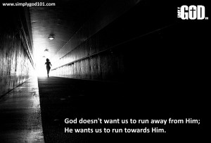 Run To Him