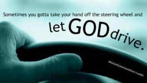 Let Go! Let God!