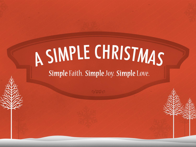 Best 28 simple christmas 16 simple handmade christmas for Simply simple