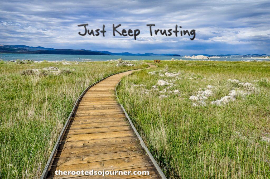 Keep Trusting